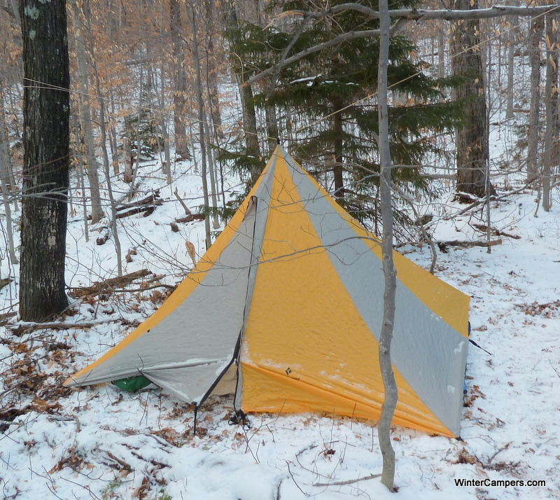 The Megamid provides 51 square feet of floor space one door and measures nearly 5u2032 (57u2033) tall. Total weight of the tent pole stakes and stuff sack is ... & Black Diamond Megamid « WinterCampers.com
