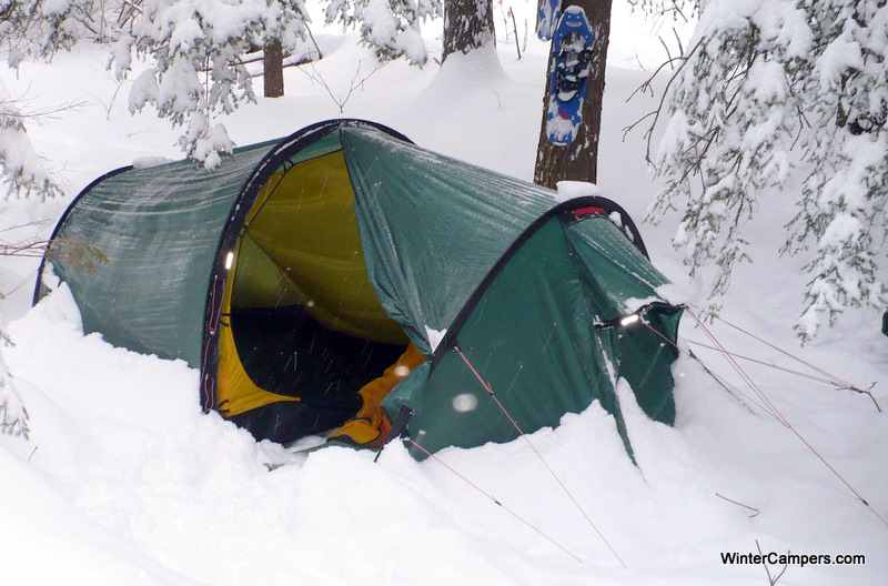Characteristics of Four Season Tents & Characteristics of Four Season Tents « WinterCampers.com