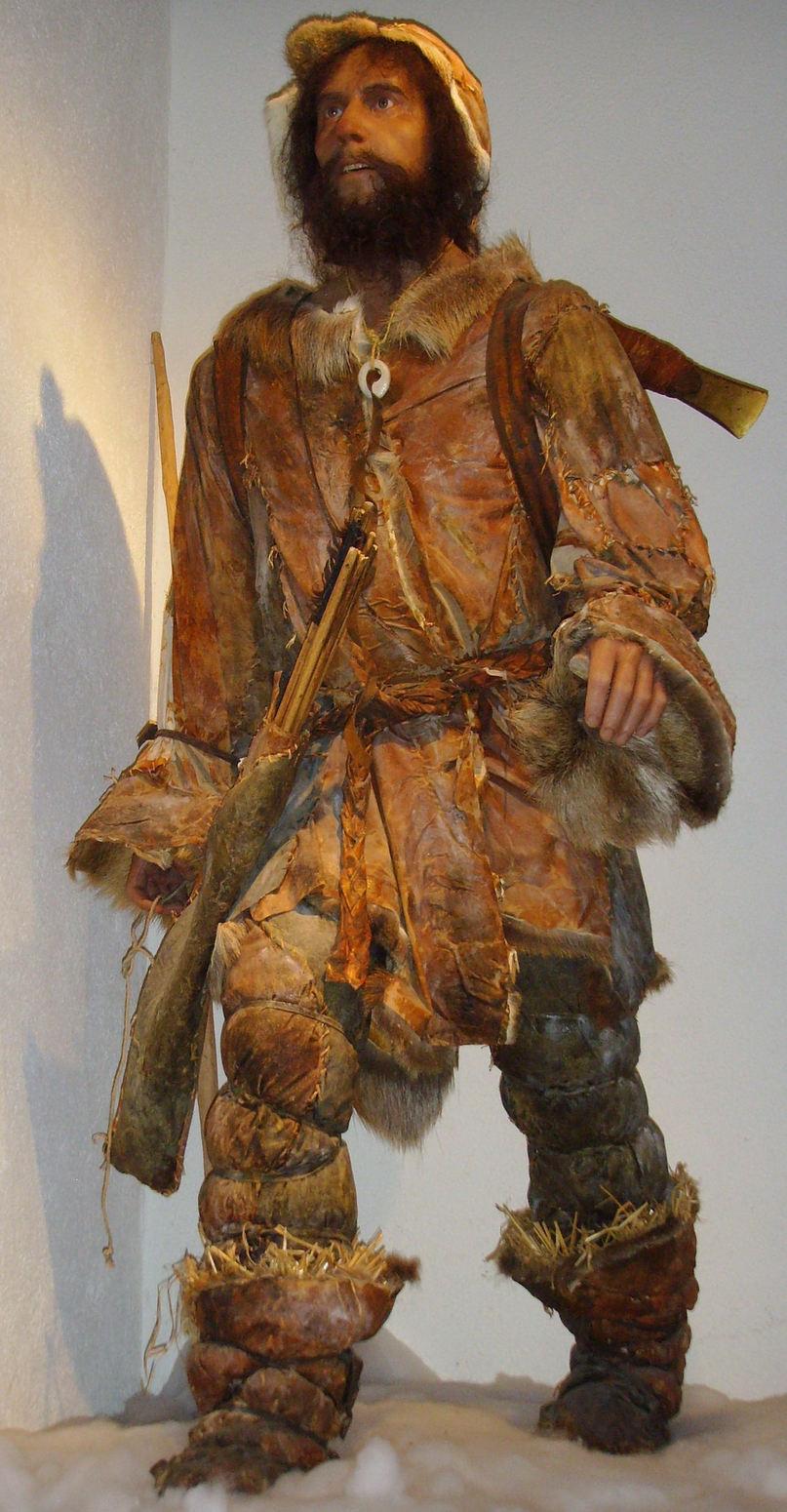 Caveman Artefacts : Ötzi the iceman and ten essentials « wintercampers
