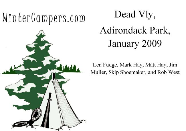 WinterCampers.com at Dead Vly